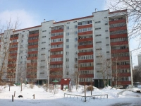 neighbour house: st. Pobratimov, house 27А. Apartment house