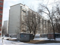 neighbour house: st. Pobratimov, house 27. Apartment house
