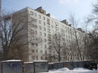neighbour house: st. Pobratimov, house 29. Apartment house