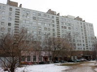neighbour house: st. Pobratimov, house 30. Apartment house