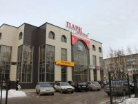 neighbour house: st. Popov, house 1. shopping center ПАРК СИТИ