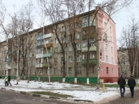 Lyubertsy, Popov st, house 5. Apartment house