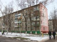 Люберцы, улица Попова, дом 5. многоквартирный дом