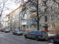 Lyubertsy, Popov st, house 6. Apartment house