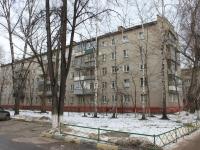 Люберцы, улица Попова, дом 7. многоквартирный дом