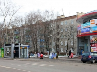 neighbour house: st. Popov, house 8. Apartment house