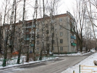 Lyubertsy, Popov st, house 10. Apartment house