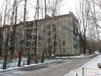 Люберцы, улица Попова, дом 10. многоквартирный дом