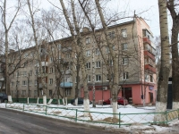Lyubertsy, Popov st, house 11. Apartment house