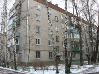 Люберцы, улица Попова, дом 12. многоквартирный дом