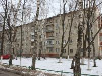 Люберцы, улица Попова, дом 13. многоквартирный дом