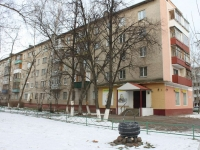 Lyubertsy, Popov st, house 15. Apartment house
