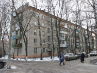 Lyubertsy, Popov st, house 16. Apartment house