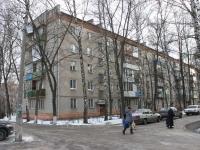 Люберцы, улица Попова, дом 16. многоквартирный дом