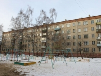 neighbour house: st. Popov, house 18. Apartment house