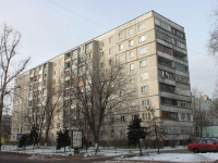 Lyubertsy, Popov st, house 19. Apartment house