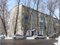 Lyubertsy, Popov st, house 27. Apartment house
