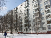Lyubertsy, Popov st, house 28/4. Apartment house