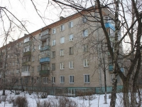 Lyubertsy, Popov st, house 30. Apartment house