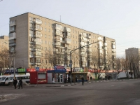 Lyubertsy, Popov st, house 34/1. Apartment house