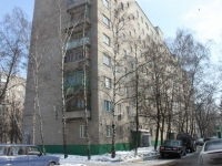neighbour house: st. Popov, house 36. Apartment house
