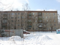 Lyubertsy, Popov st, house 24. Apartment house