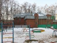 Lyubertsy, temple СВЯТО-ТРОИЦКИЙ, Uritsky st, house 1