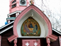 neighbour house: st. Uritsky, house 1. temple СВЯТО-ТРОИЦКИЙ