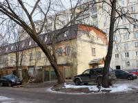 neighbour house: st. Uritsky, house 2Б. research institute ГУП МОСОБЛРЕМСТРОЙПРОЕКТ