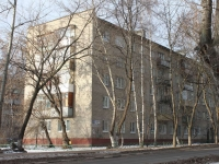 Lyubertsy, Uritsky st, house 4. Apartment house