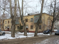 neighbour house: st. Uritsky, house 10/1. Apartment house