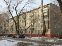 Lyubertsy, Uritsky st, house 15. Apartment house