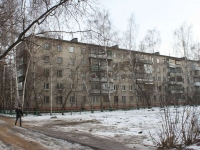 Lyubertsy, Uritsky st, house 21. Apartment house