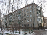 Lyubertsy, Uritsky st, house 27. Apartment house