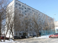 neighbour house: Ln. 1st Pankovsky, house 1 к.3. Apartment house
