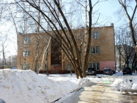 neighbour house: Ln. 1st Pankovsky, house 1. office building