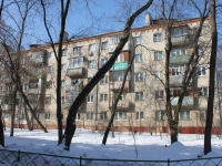 neighbour house: Ln. 1st Pankovsky, house 6. Apartment house
