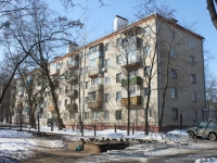 neighbour house: Ln. 1st Pankovsky, house 7. Apartment house
