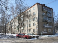 neighbour house: Ln. 1st Pankovsky, house 9. Apartment house
