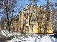 neighbour house: Ln. 1st Pankovsky, house 13. Apartment house