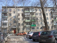 neighbour house: Ln. 1st Pankovsky, house 19. Apartment house