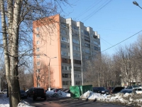 neighbour house: Ln. 1st Pankovsky, house 27. Apartment house