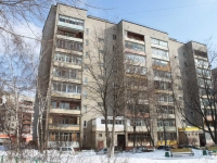 Lyubertsy, Voinov Internatsionalistov st, house 6. Apartment house
