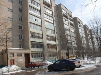 neighbour house: st. Voinov Internatsionalistov, house 8. Apartment house