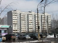 neighbour house: st. Voinov Internatsionalistov, house 11. Apartment house