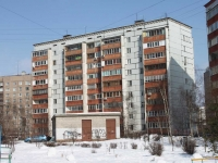 neighbour house: st. Voinov Internatsionalistov, house 14. Apartment house
