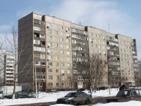 neighbour house: st. Voinov Internatsionalistov, house 15. Apartment house