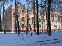 Lyubertsy, Vugi pos. st, house 4. Apartment house
