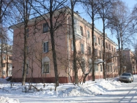 neighbour house: st. Vugi pos., house 5. Apartment house
