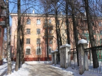 Lyubertsy, Vugi pos. st, house 7. Apartment house